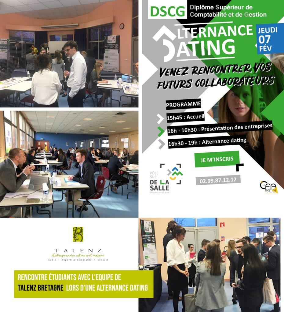 Talenz Bretagne Alternance Dating La Salle DSCG